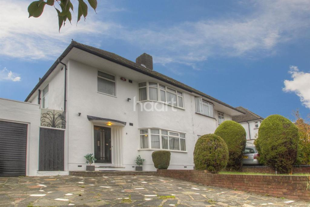 3 Bedrooms Semi Detached House for sale in Mayfields, Wembley Park