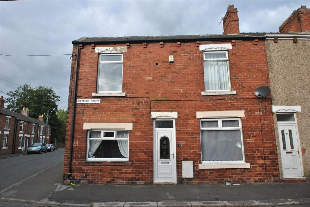 3 Bedrooms Terraced House for sale in Gertrude Street, Grasswell, Houghton, DH4