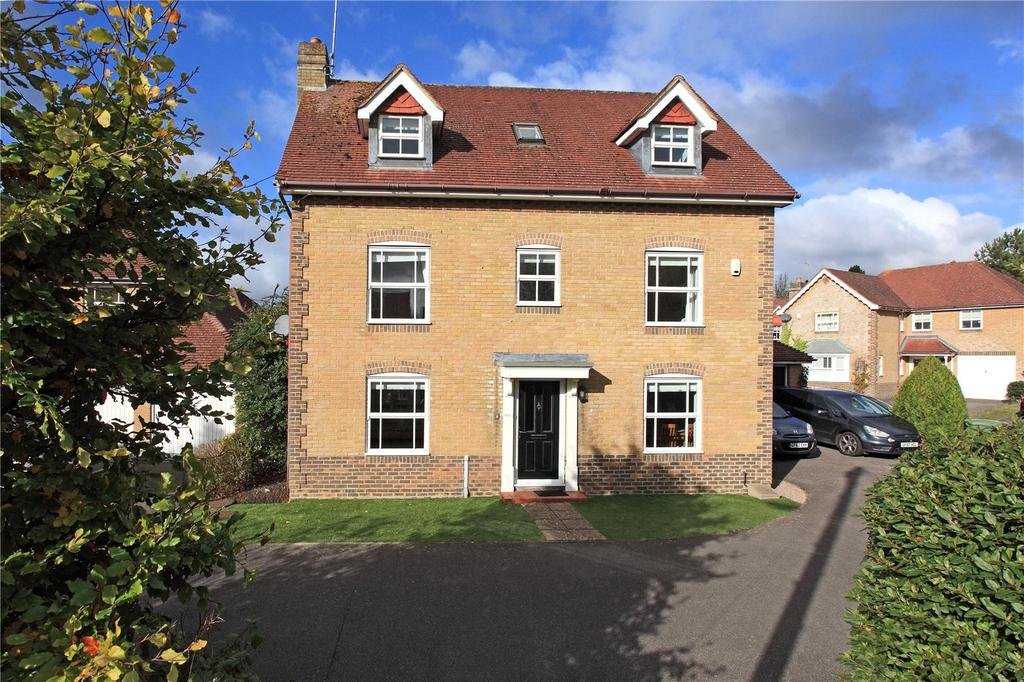 5 Bedrooms Detached House for sale in Teise Close, Tunbridge Wells, Kent, TN2