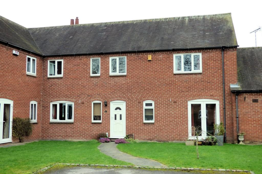 4 Bedrooms Mews House for sale in Rectory Mews, Church Road, Egginton