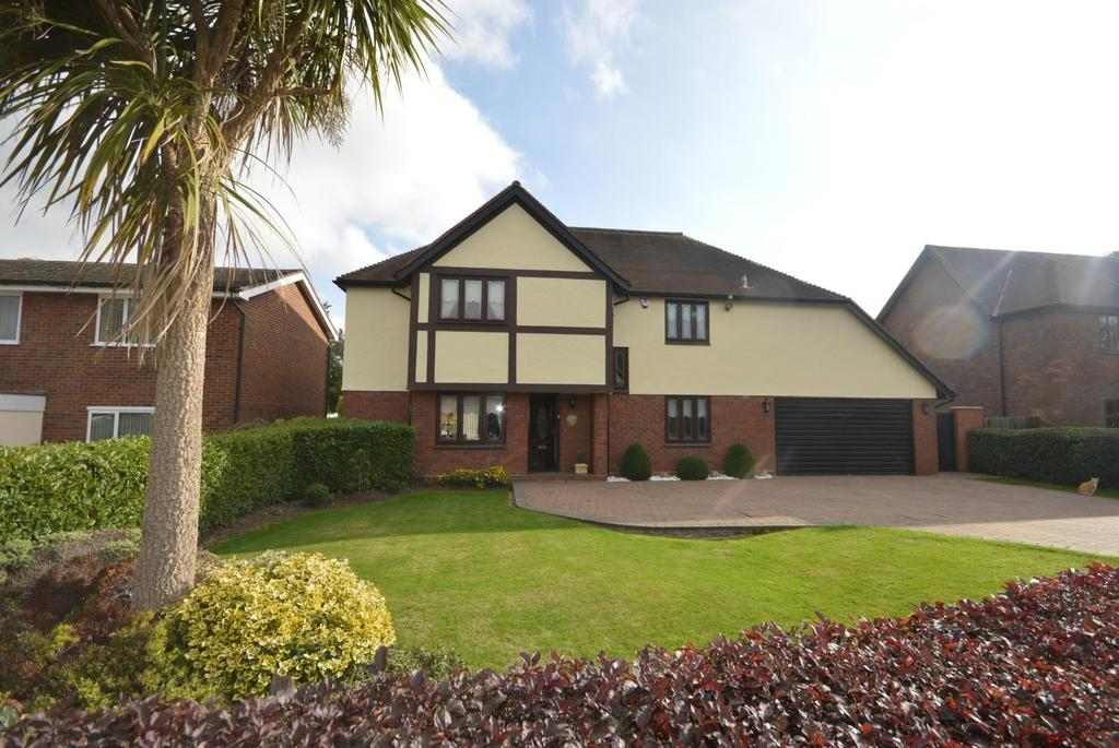 5 Bedrooms Detached House for sale in Clairvale, Emerson Park, Hornchurch, Essex, RM11