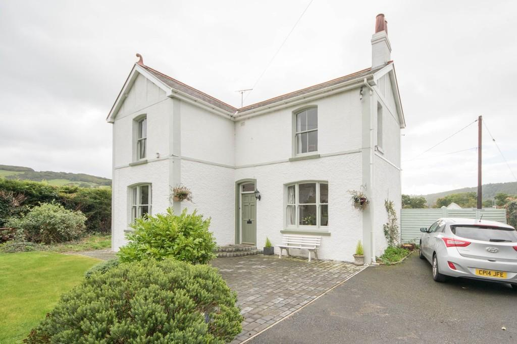 3 Bedrooms Detached House for sale in Capel Bangor, Aberystwyth