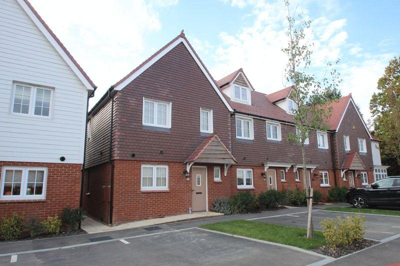 3 Bedrooms End Of Terrace House for sale in Tonbridge