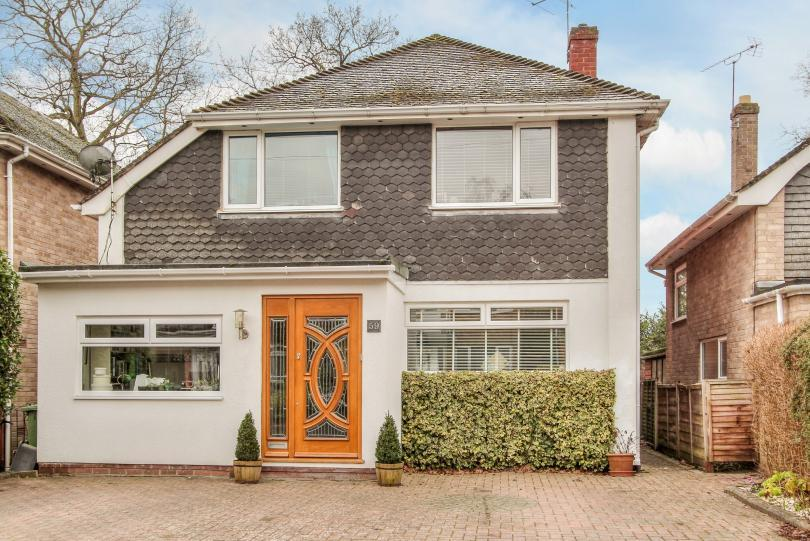 4 Bedrooms Detached House for sale in Pine Crescent, Hiltingbury, Chandlers Ford