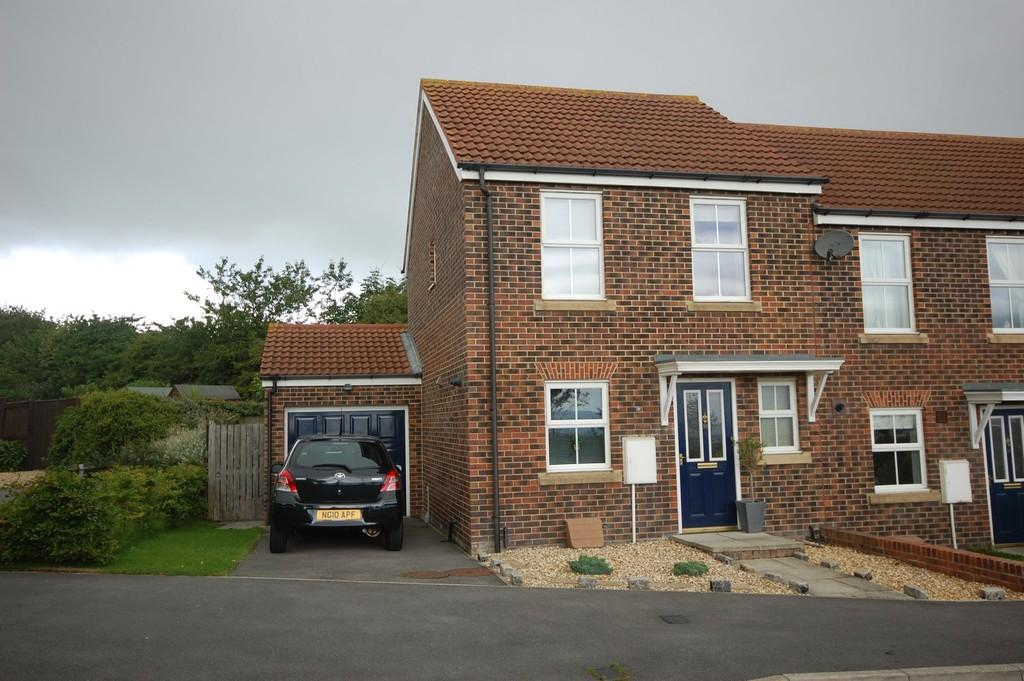 2 Bedrooms Link Detached House for sale in Meadowfield, Burnhope