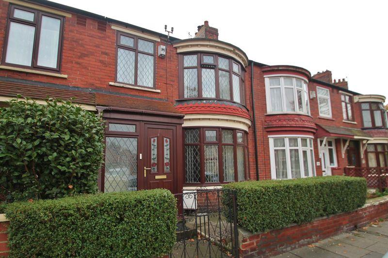 3 Bedrooms Terraced House for sale in Park Vale Road, Middlesbrough