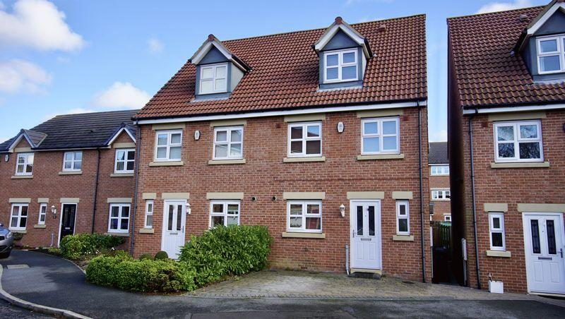 3 Bedrooms House for sale in HAWKS EDGE, West Moor