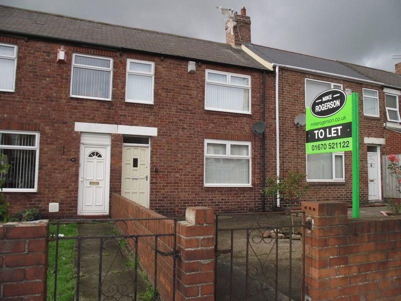 2 Bedrooms Terraced House for sale in North Seaton Road, Ashington - Two Bedroom Mid Terrace House