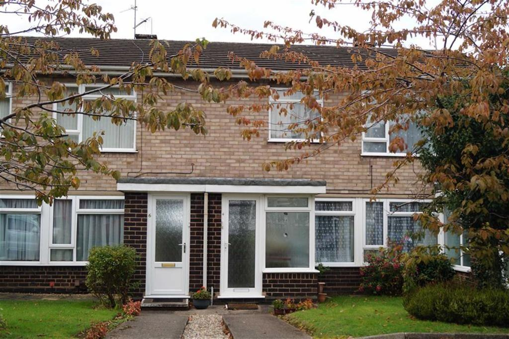 2 Bedrooms Flat for sale in Chequerfield Drive, Wolverhampton, Wolverhampton