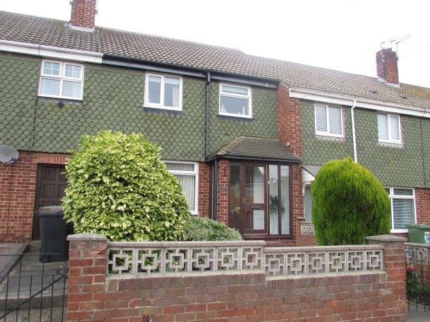 3 Bedrooms Terraced House for sale in MARLOWE ROAD, RIFT HOUSE, HARTLEPOOL
