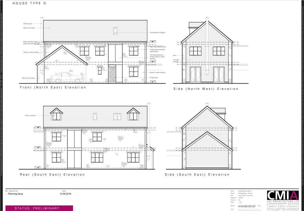 5 Bedrooms Detached House for sale in Flax Yard, Oakridge Park, Milton Keynes, Buckinghamshire