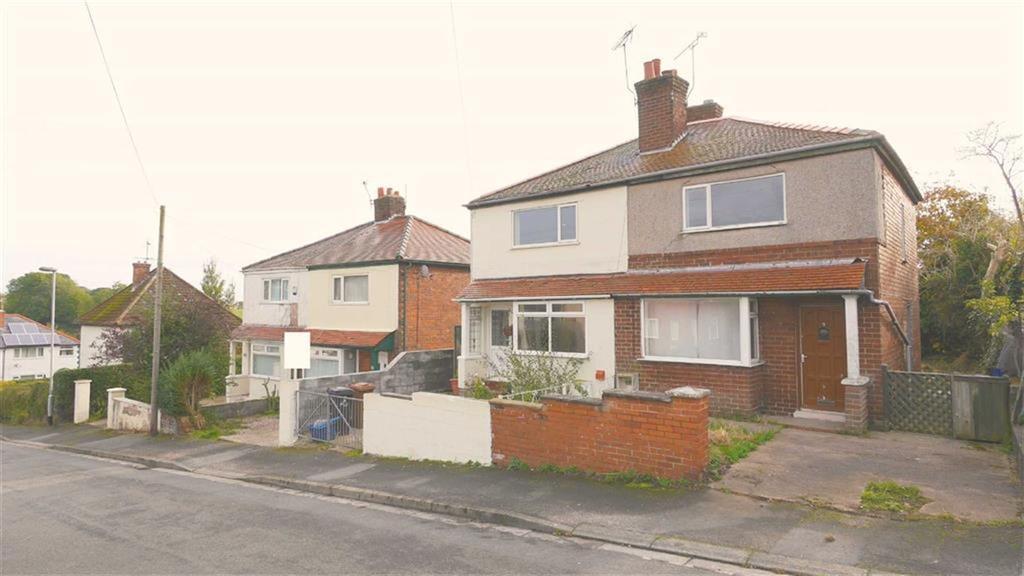 3 Bedrooms Semi Detached House for sale in Bryn Dyffryn, Holway, Holywell, Flintshire