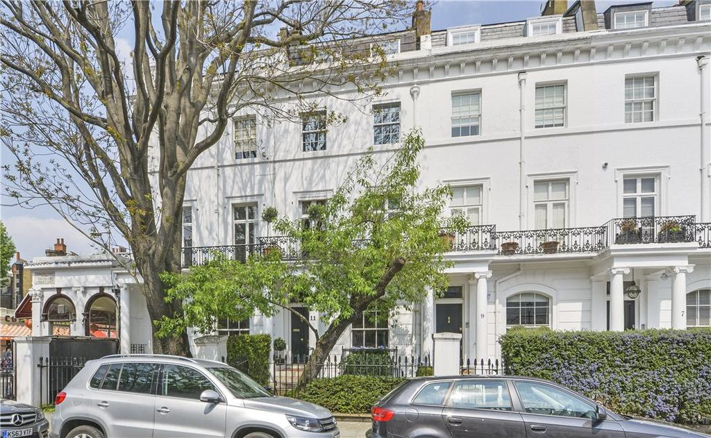 6 Bedrooms Terraced House for sale in Thurloe Street, South Kensington, London, SW7