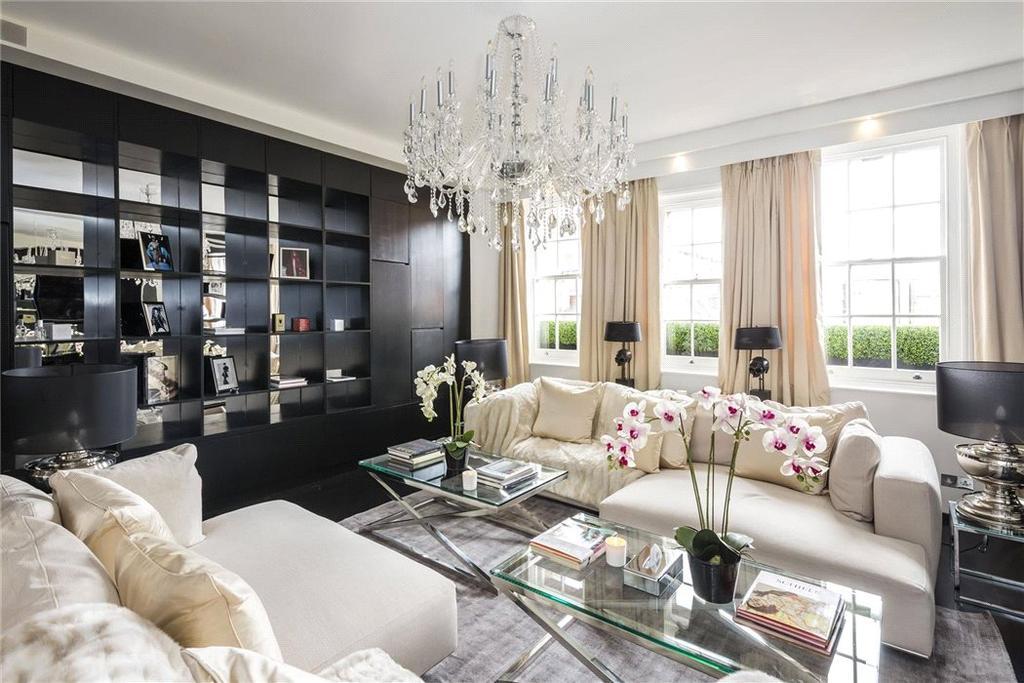3 Bedrooms Maisonette Flat for sale in Dunraven Street, Mayfair, London, W1K