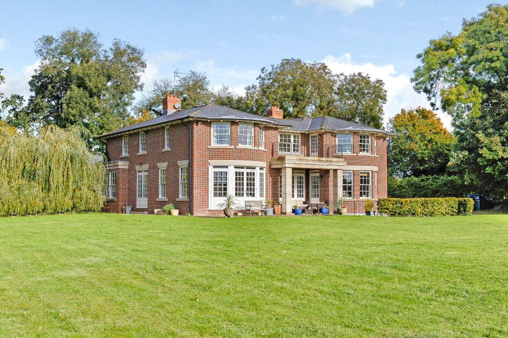 6 Bedrooms Detached House for sale in Little Hatherden, Andover, Hampshire