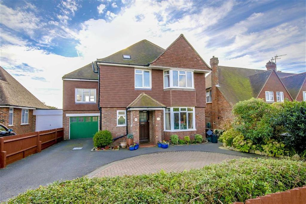 4 Bedrooms Detached House for sale in Belgrave Road, Seaford