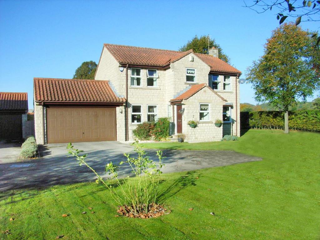 4 Bedrooms House for sale in Acres Close, Helmsley, York