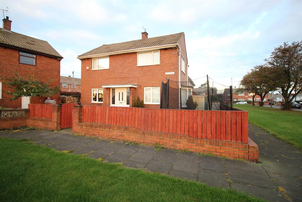 3 Bedrooms Semi Detached House for sale in Claypath, Gateshead