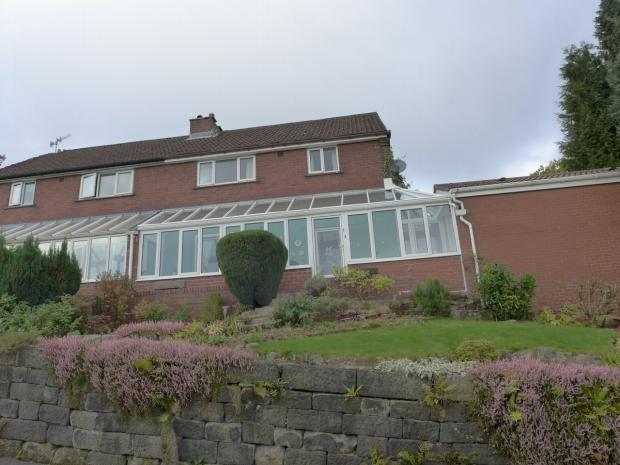 3 Bedrooms Semi Detached House for sale in Stones Road Todmorden