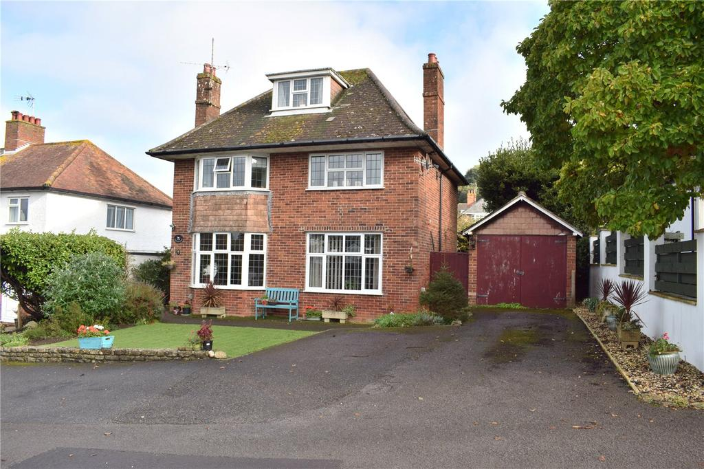 4 Bedrooms Detached House for sale in Elwell, Bridport, Dorset