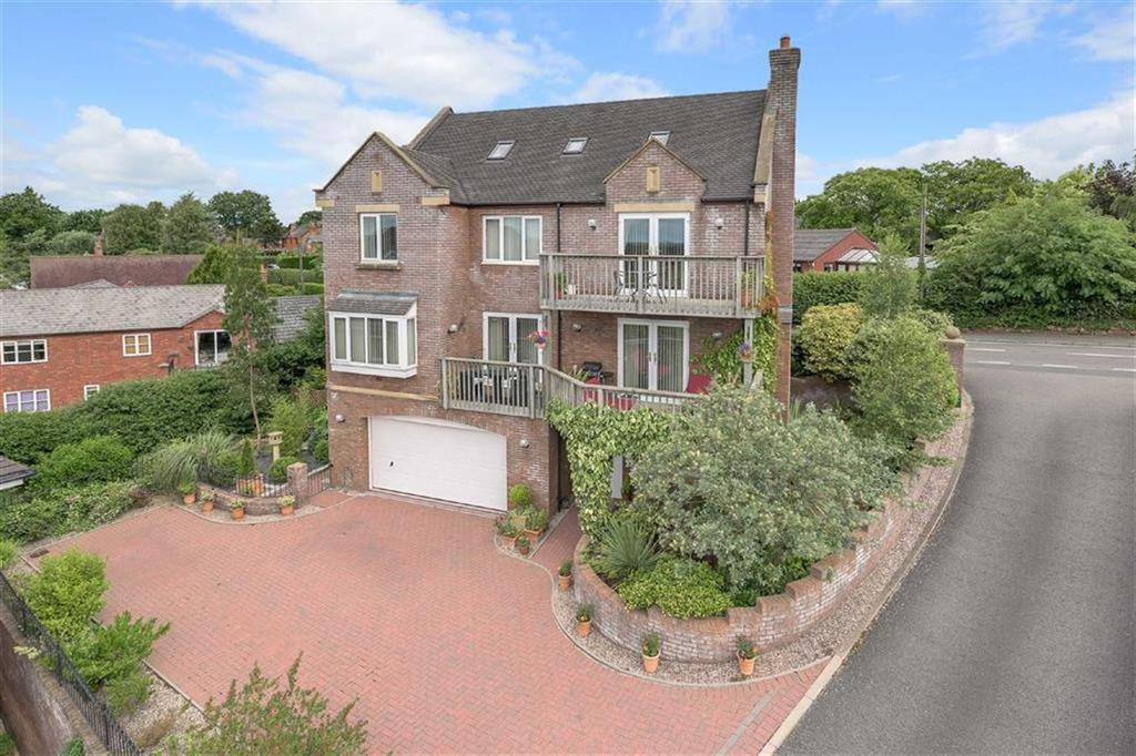 5 Bedrooms Detached House for sale in Holly Bank, Harmer Hill, Shrewsbury