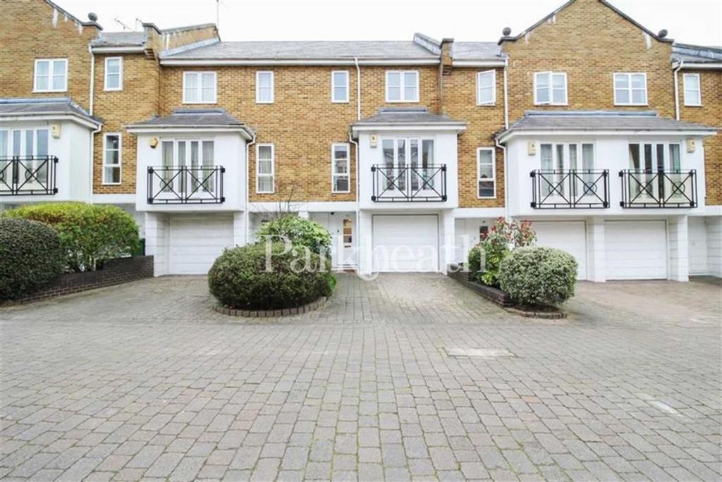 3 Bedrooms House for sale in Berridge Mews, West Hampstead, London