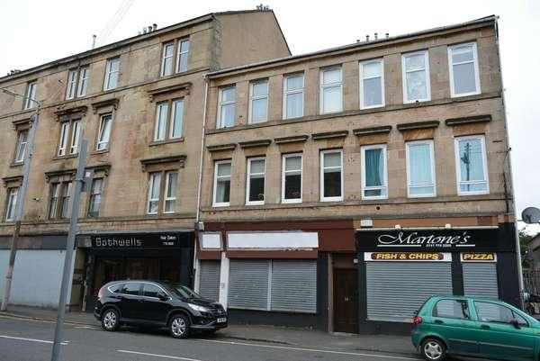 1 Bedroom Flat for sale in 1/2, 11 Wellshot Road, Glasgow, G32 7XL