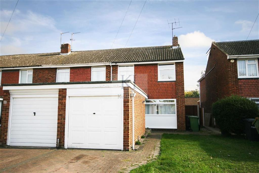 3 Bedrooms End Of Terrace House for sale in Southmead Crescent, Cheshunt