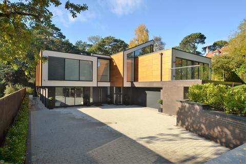 4 bedroom detached house for sale - Bury Road, Branksome Park, Poole BH13