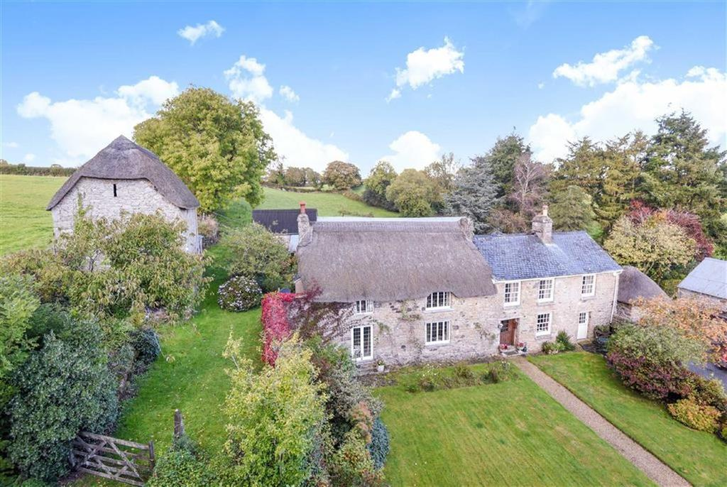 4 Bedrooms Detached House for sale in Chagford, Newton Abbot, Devon, TQ13