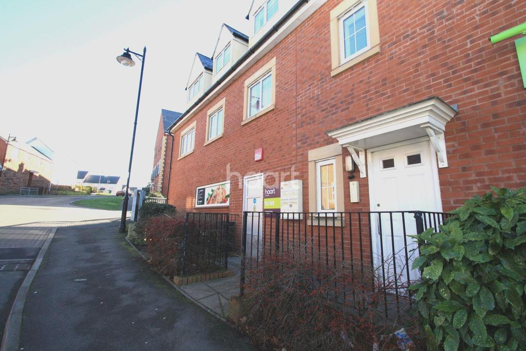 2 Bedrooms Flat for sale in Graham Way, Cotford St Luke