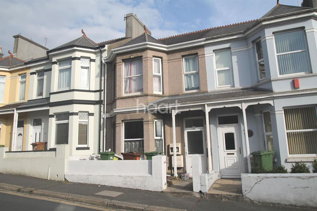 1 Bedroom Flat for sale in Victoria Road, St Budeaux