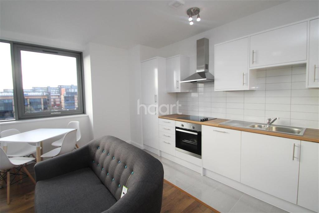 2 Bedrooms Flat for rent in Kingsbridge House