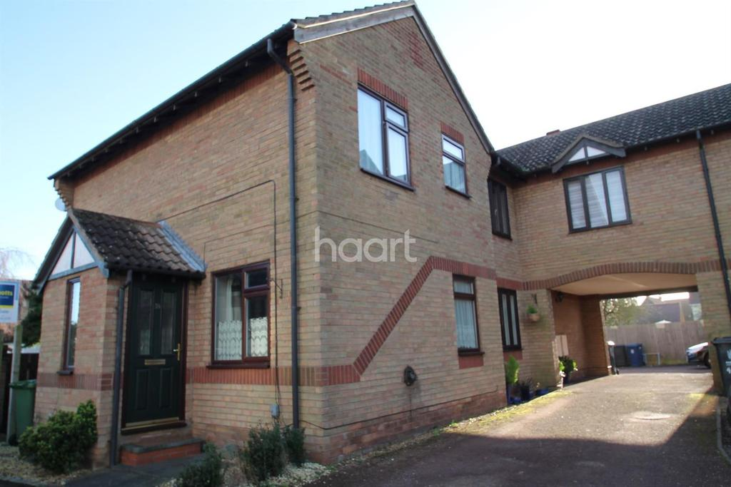 3 Bedrooms End Of Terrace House for sale in Vermuyden Way, Fen Drayton