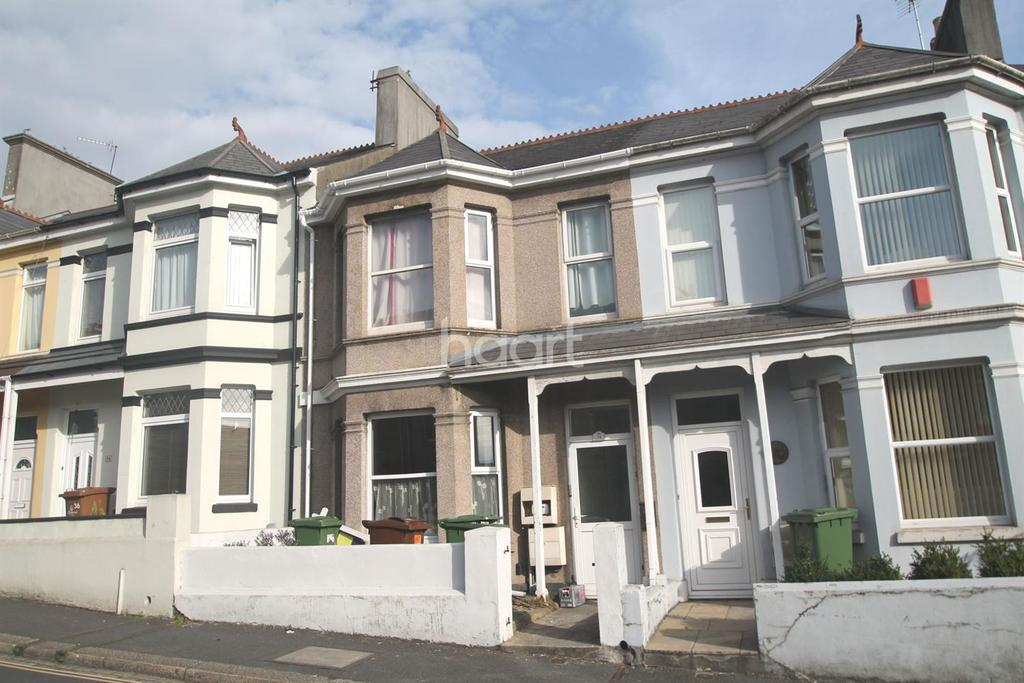 2 Bedrooms Flat for sale in Victoria Road, St Budeaux