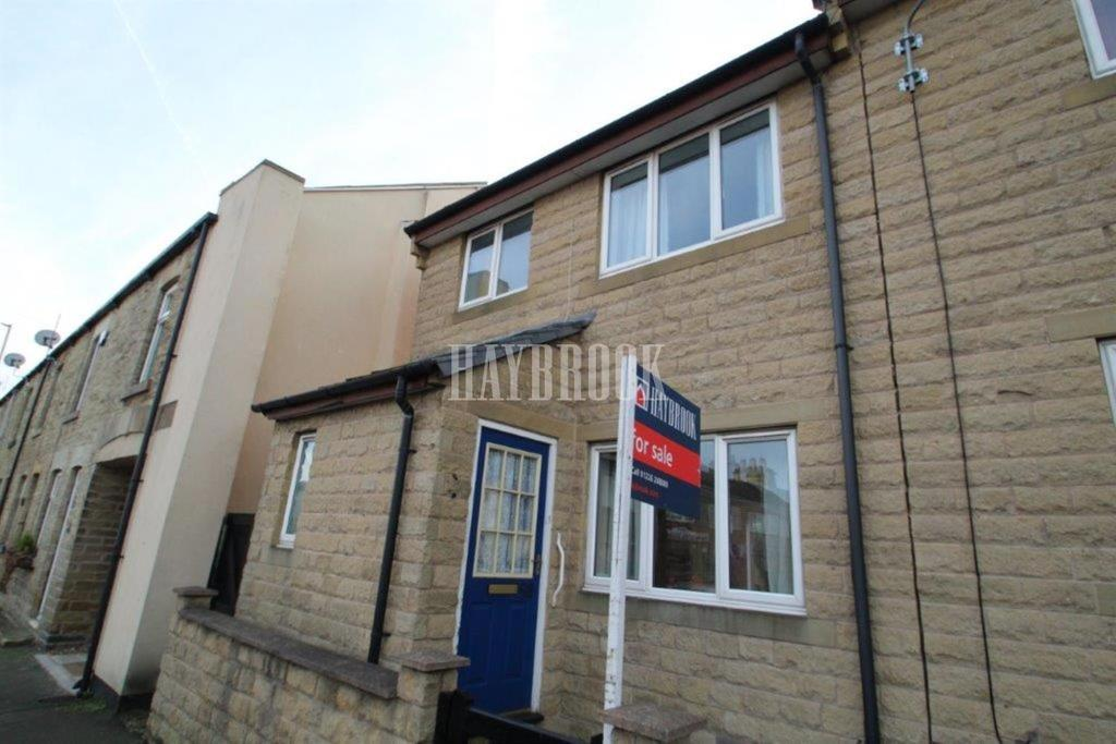 3 Bedrooms End Of Terrace House for sale in High Street, Dodworth