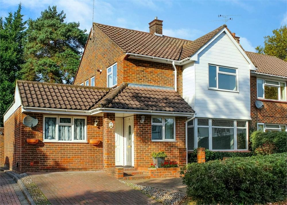 4 Bedrooms Semi Detached House for sale in Rectory Lane, Bracknell, Berkshire