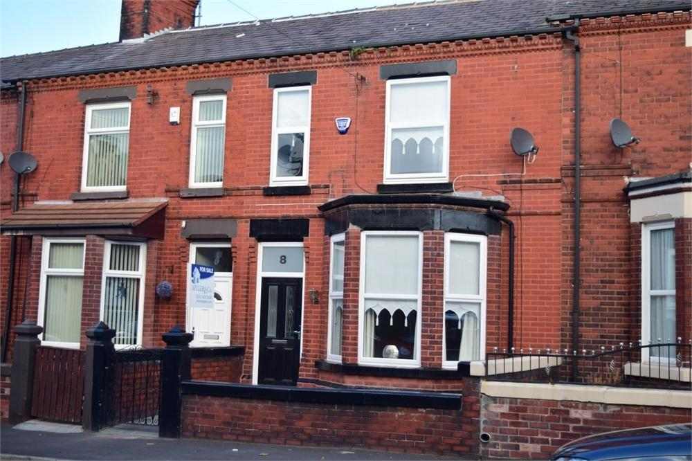 3 Bedrooms Terraced House for sale in Keswick Road, ST HELENS, Merseyside