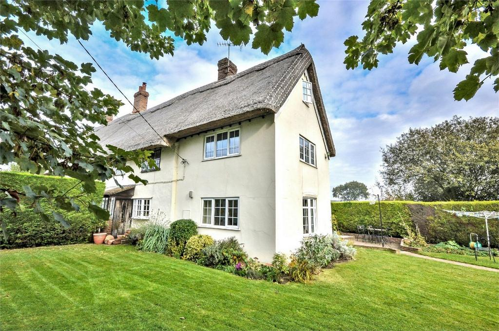 5 Bedrooms End Of Terrace House for sale in 56 Wash Cottages, Thaxted Road, Debden, Nr Saffron Walden