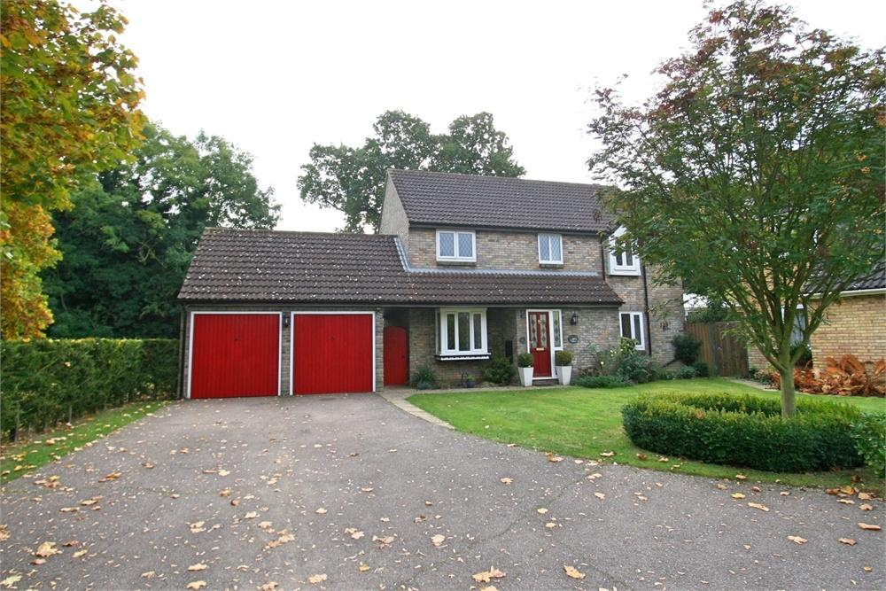 4 Bedrooms Detached House for sale in Dunlin Court, Kelvedon, COLCHESTER, Essex