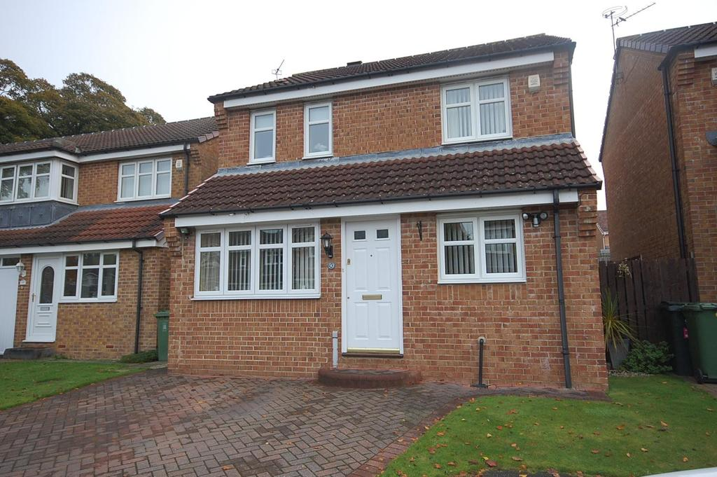 3 Bedrooms Detached House for sale in Swalwell