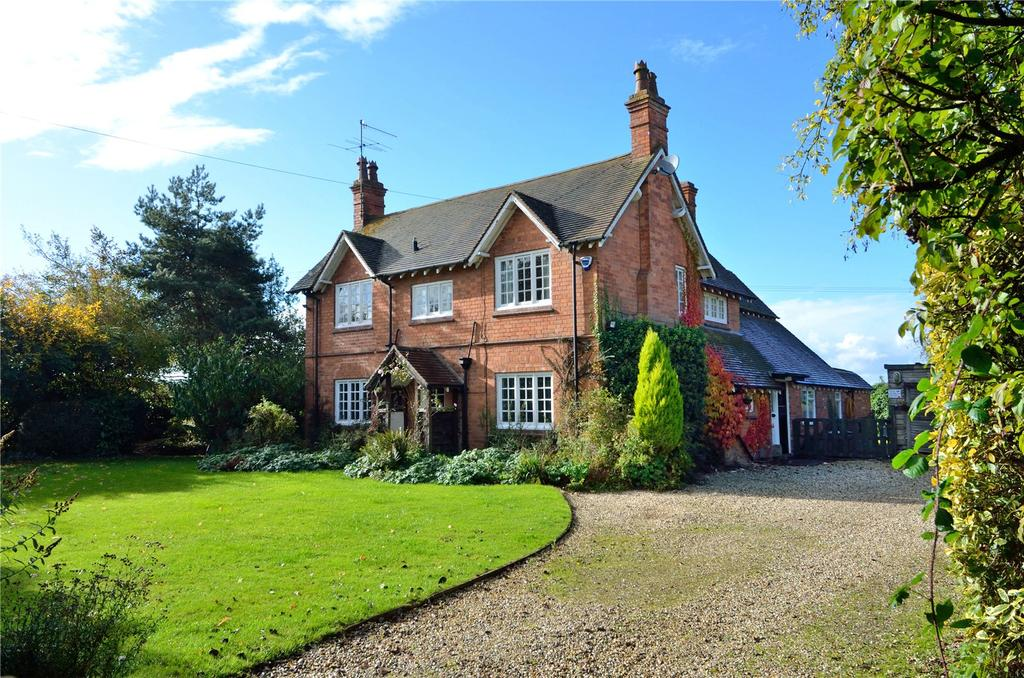 4 Bedrooms Detached House for sale in Tardebigge, Bromsgrove, Worcestershire