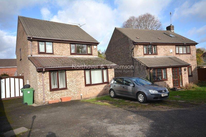 4 Bedrooms Detached House for sale in Heritage Park, St. Mellons, Cardiff. CF3