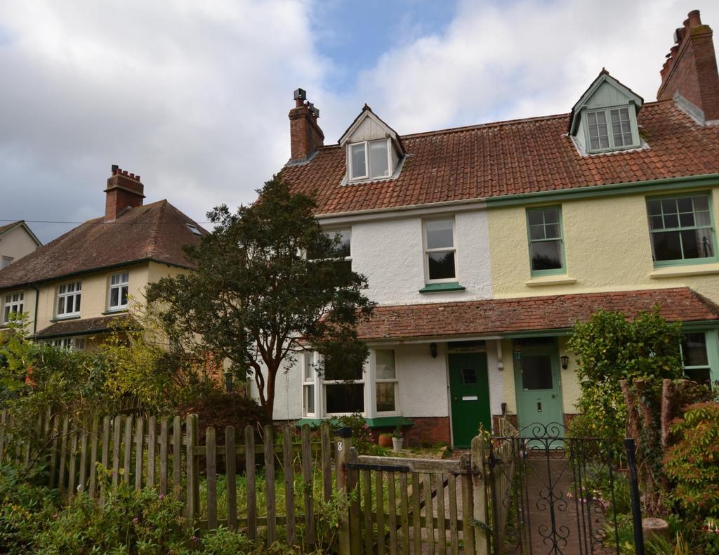 3 Bedrooms Semi Detached House for sale in Doverhay, Porlock