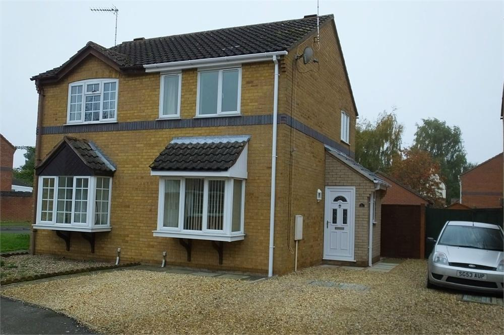 2 Bedrooms Semi Detached House for sale in Parsons Drive, Boston, Lincolnshire