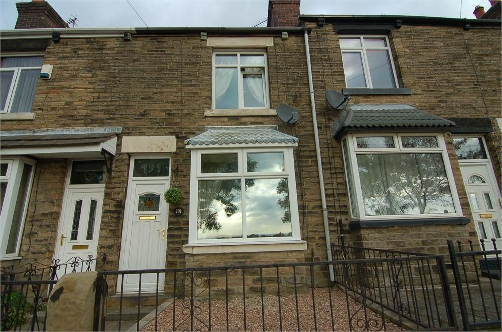 2 Bedrooms Terraced House for sale in Doncaster Road, Goldthorpe, ROTHERHAM, South Yorkshire