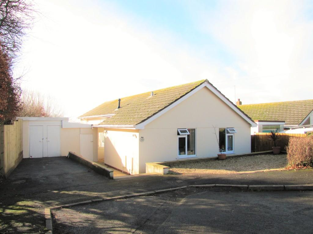 3 Bedrooms Detached Bungalow for sale in Ness View Road, Teignmouth, TQ14 8RQ