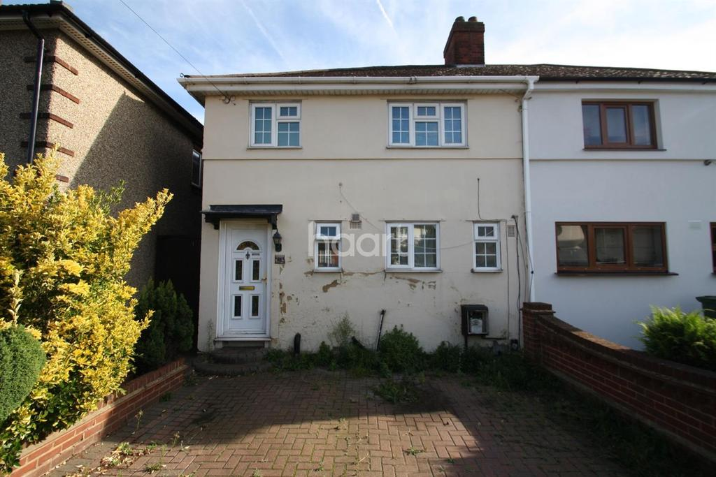 3 Bedrooms Semi Detached House for sale in Crescent Road