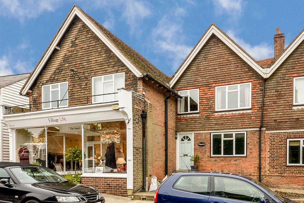2 Bedrooms Ground Flat for sale in North Road, Goudhurst