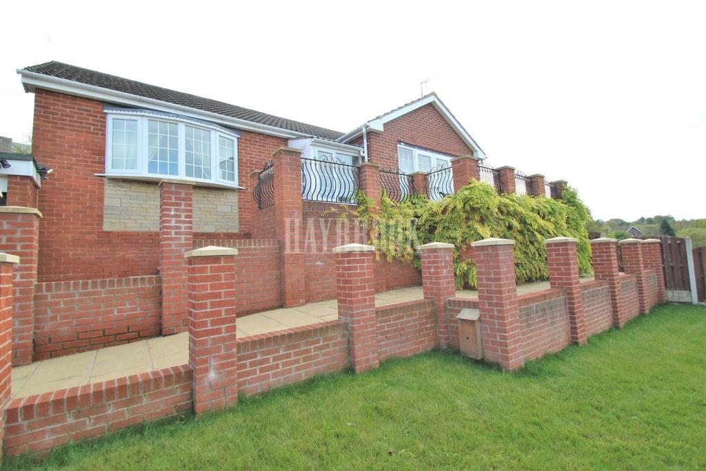 3 Bedrooms Bungalow for sale in Kendal Crescent, Conisbrough